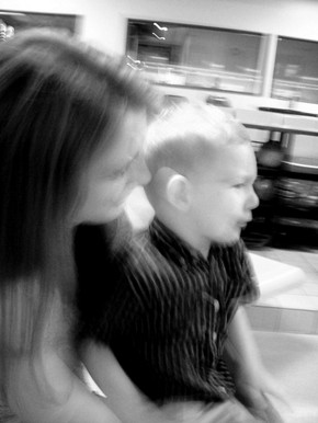 Daren_and_jade_bowling_bw