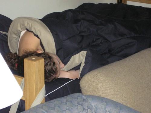 Kate_sleeping